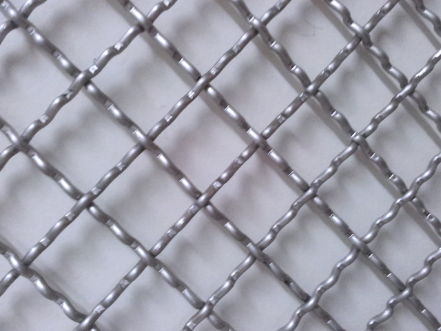 Al Shams Enterprises Crimped Wire Mesh